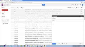 Creating An Email Create An Email Template In Gmail No Html No Coding Youtube