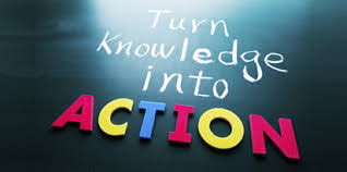 Image result for knowledge to action
