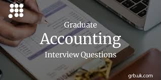 Graduate Accounting Interview Questions Answers Grb