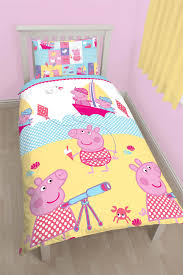 peppa pig nautical duvet cover bed sets curtains matching