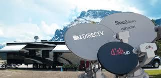 direct tv dish size winegard travler rv satellite antennas directv hd rv antenna