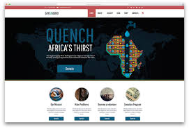 Ngo Templates 24 Best WordPress Themes For NonProfit Charity Organizations 24 21