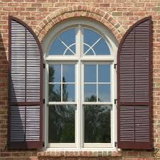 Building Exterior Shutters Stylish Window Shutters For Window Treatment Ideas Interior
