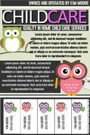 240 Daycare Customizable Design Templates Postermywall