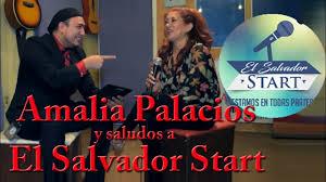 Nostalgia salvadoreña Entrevista a Amalia Palacios y saludos a El ...