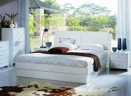 white modern platform bed. White Lift-Up Platform Bed With Storage Compartments Modern