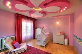 Pink Decorations For Bedrooms Pictures Of Living Room Exquisite False Ceiling Modern Bedroom