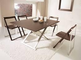 Mirror Folding Dining Table Designed By Porada