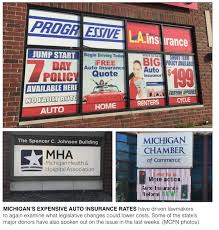 michigan s auto insurance system have given at least 704 795 to fundraising accounts tied members of the house and senate insurance committees over the