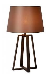 <b>Настольная лампа Lucide</b> Coffee <b>31598/81/97</b>, 60 Вт — купить по ...