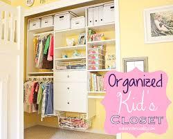 kids closet organizer system. Kids Closet Organization Organized Ask Anna 16 Organizer System R