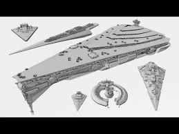 Capital Ship Size Comparison Star Wars Legends