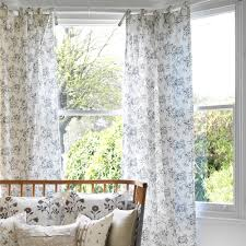 Net Curtains For Living Room How To Dress A Bay Window Ideal Home