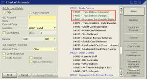 Create Chart Of Accounts In Sap Business One In Action How To Identify Gl Accounts That