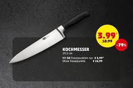 Berndes Messer: Einfach sammeln