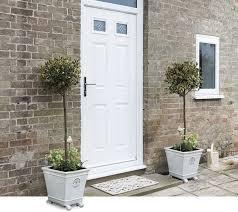 double glazed back front doors