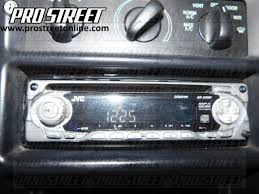 how to ford mustang stereo wiring diagram my pro street Ford Wiring Diagrams Stereo With Cd Changer 1995 ford mustang stereo wiring diagram Ford Wire Harness Color Code