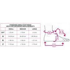 Circaid Juxtafit Premium Ankle Foot Wrap Body Works Compression