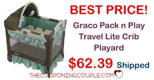 graco pack n play travel lite crib