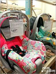 burlington infant car seats