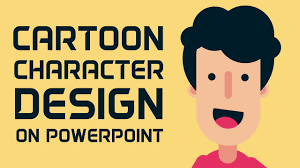 Cartoon Powerpoint Presentation How To Design Cartoon Character In Powerpoint Youtube
