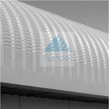 curved roofing sheets