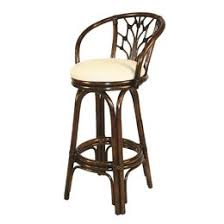 Wicker & Rattan Bar Stools