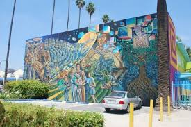 muro que habla canta y grita the wall that speak sings and on wall mural artist los angeles with 10 monumental murals of los angeles kcet