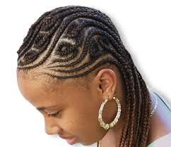 Cornrow La Tresse Africaine Adjocom