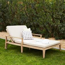 Outdoor Double Lounger Cushions