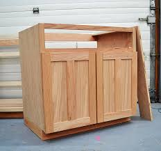 how to build kitchen cabinet doors from plywood