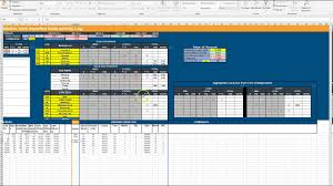 Simple Systemtrading Excel Spreadsheet For Sierra Chart Trade Statistics