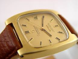used vintage omega constellation 18k solid gold automatic ref used vintage omega constellation 18k solid gold automatic ref 168 0059 mens watch watches for best price
