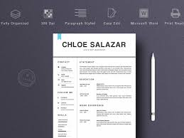 How Many Pages Is A Modern Resume 2 Pages Resume Template Word By Resume Templates On Dribbble