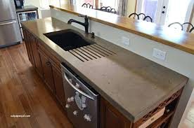 best sealer for concrete countertops our experience with counter tops throughout