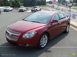 2011 Red Jewel Tintcoat Chevrolet Malibu LTZ #36064508 | GTCarLot ...