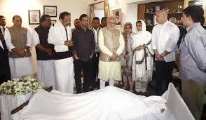 Don't play politics over Ahamed's <b>death</b>: <b>Naidu</b>