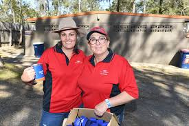 2019 Gympie Muster- Sonia Ferguson and Sandie Brooks from the ... | Buy  Photos Online | Observer