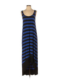 Kensie Clothing Size Chart Details About Kensie Women Blue Casual Dress S