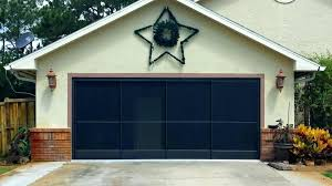 2 car garage screen garage screening conversion 2 car garage door screen kits