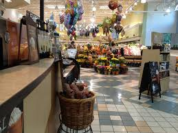 Ingles Floral At Starbucks Counter Looking Into Floral Produce Area Yelp
