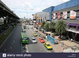 Busy road next to Major Cineplex in Rangsit, Bangkok, Thailand Stock Photo  - Alamy