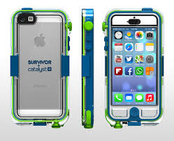 Iphone 5s Case Blue : Survivor catalyst waterproof iphone s case