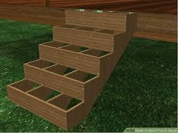 image titled build porch steps step 10