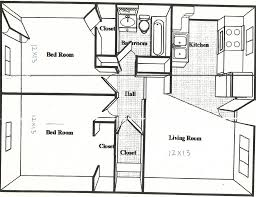 square foot house plans feet sq ft apartment floor plan for with car beauteous 700