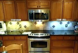 under cupboard lighting led. Under Cabinet Lighting Battery Kitchen Good Led Powered Or Cupboard