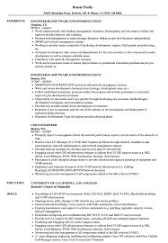 Cisco Engineer Resume Samples Velvet Jobs