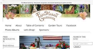 Google Garden Design Impressive My Garden Clutter Is Featured On Flea Market Gardening