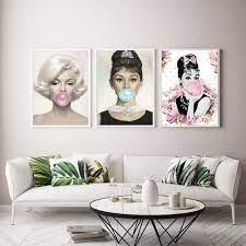 Modern Home Decoration Audrey Hepburn ...