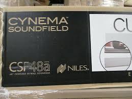 niles cynema soundfield csf48a 48 inch